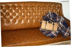 El día que tenga dinero me compro un sillón como este. De salón de fumar inglés del siglo XIX