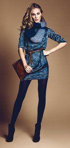 Dandara otoño-invierno 2014-2015 - Ediciones Sibila (Prensapiel, PuntoModa y Textil y Moda)
