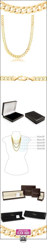 Carissima Gold Collar de hombre con oro amarillo de 9 quilates, 51 cm  ✿ Joyas para hombres especiales - lujo ✿ ▬► Ver oferta: https://comprar.io/goto/B007G5R262