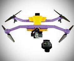 Auto-Follow Drone by AirDog   CoolShitiBuy.com