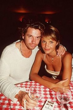 Image result for helena christensen and michael hutchence relationship