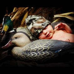 Little duck hunter (: