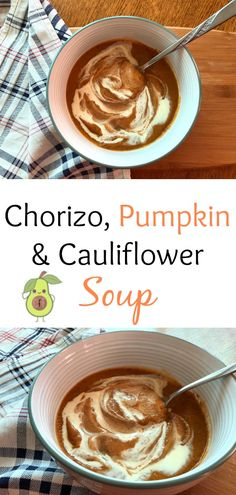 This soup is sooo yummy! The kids are completely obsessed and it's become a new family favourite. Even hubby happily takes it for lunch. Healthy Weight Gain, Healthy Fats, Easy Meals For Kids, Kids Meals, Crockpot Recipes, Easy Recipes, High Fat Foods, Fussy Eaters, Cauliflower Soup