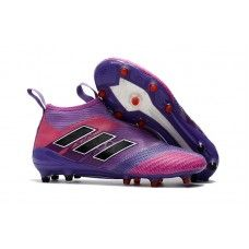 watch dfb63 ecfee Buy Adidas ACE 17+ Purecontrol FG Dragon High Top Soccer Cleats -  PurplePinkBlack
