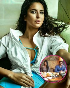 Katrina Kaif orders too much food for Salman Khan and Tiger Zinda Hai gang, complains director Ali Abbas Zafar – view pic #FansnStars