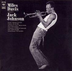 "Miles Davis' ""A Tribute to Jack Johnson"" album #NowPlaying #Jazz"