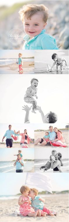 #sunsetbeachphoto #family #heidihopephotography #rhodeisland #naragansett #beachvacation #photography