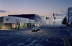 from superstar photog Gregory Crewdson    I love this! I would love to do a shoot right in the middle.