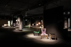 Selected 2014 - Graz, Austria Exhbition Design by united everything Curated by Alexa Holzer Photo by Alexander Rauch Graz Austria, Contemporary Interior Design, The Selection, The Unit, Architecture, Home Decor, Homemade Home Decor, Contemporary Interior, Architecture Illustrations