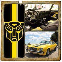 Transformers Classic Bumblebee Camaro
