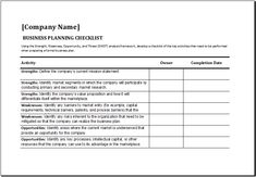 elementary school supply list template