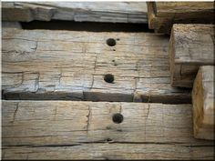 One of Carolina Timberworks' passions is building timber frames using reclaimed wood beams salvaged from old barns and factories.