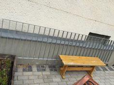 Geländer Brüstung Verzinkt für Balkon Handlauf usw in Duisburg - Rheinhausen   eBay Kleinanzeigen