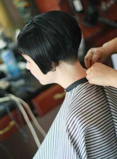 1000 ideas about Tapered Bob on Pinterest