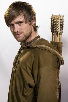 Jonas Armstrong in BBC Robin Hood