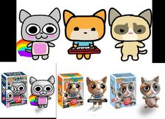 #GrumpyCat makes yet another appearance on #packaging PD