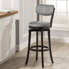 Best Breakfast Bar Stools Swivel Home Ideas Best Breakfast Bars, Breakfast Bar Chairs, Breakfast Bar Kitchen, Wooden Counter, Bar Counter, Counter Stools, Kitchen Island Stools With Backs, Game Room Bar, Island Chairs