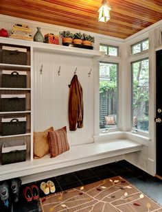 Entry way-love the windows-add another on the other side of the door too