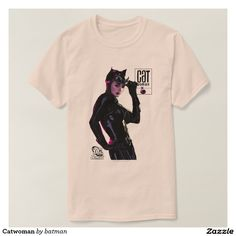 Catwoman T Shirt
