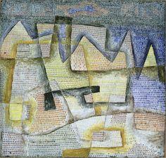 Paul Klee - Rocky Coast