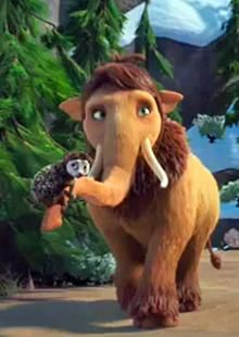 """You never leave a friend behind."" - Louis <3 Ice Age IV."