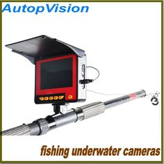 122.18$  Buy here - http://alixcl.worldwells.pw/go.php?t=32583377882 - 30M Cable 4.3inch LCD 4PCS IR LED Record and photo Portable Night Vision Fish Finder Camera Underwater Fishing Camera  122.18$