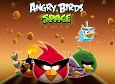 Angry Birds Space - Les Angry Birds s'envolent pour leur plus folle aventure à ce jour !