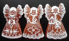 Gingerbread Men, Christmas Goodies, Christmas Decorations, Cookies, Food, Chip Cookies, Ginger Beard, Crack Crackers, Biscuits