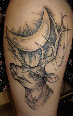 Alex Tabuns Tattoo Artist Russia Petersburg Tattoo-Artist-Alex-T Alex Tabuns, Leg Tattoos, Cool Tattoos, Tatoos, Classy Tattoos, Sleek Hairstyles, Body Modifications, Body Mods, Tattoo Drawings
