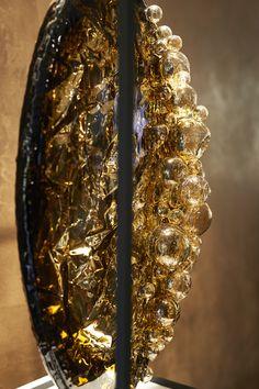 Solo exhibition Pleunie Buyink at Siematic Flagship Store Amsterdam photographer Roel van Koppenhagen Amsterdam, Diamond Earrings, Art Pieces, Bubbles, Gems, Van, Pearls, Store, Artworks