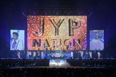 "JYP Entertainment Concert Tour ""ONE MIC"" is a Success | Koogle TV"