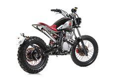 Honda XL600LM True Blood @caferacerdesign