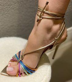 Strappy Heels, Ankle Strap Sandals, Stilettos, Pumps Heels, High Heel Boots, High Heels, Stockings Heels, Sexy Legs And Heels, Gorgeous Feet