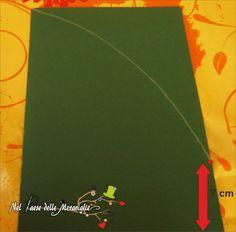 Vi presento un tutorial semplicissimo su come realizzare un cappello di  Peter Pan in cartoncino per i vostri bambini. Occorrente un. 16c725a84dda