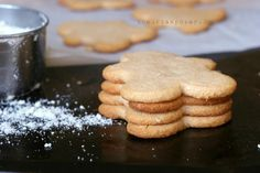"These are the ones I used at the party!   Almond Flour Cut Out ""Sugar"" Cookies (Diary/Egg/Grain Free, Paleo)"