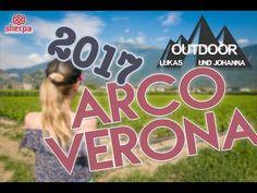 Lukas und Johanna Outdoor: ARCO/VERONA 2017