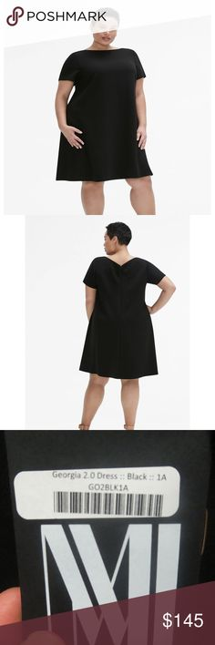 Georgia 2.0 Dress This easy swing dress channels London in the '60s, but is perfectly suited to your modern-day life. Equal parts graceful and groovy, it's also machine-washable and travel-friendly. So, where to?  Please note this runs oversize. MM Lafleur Dresses