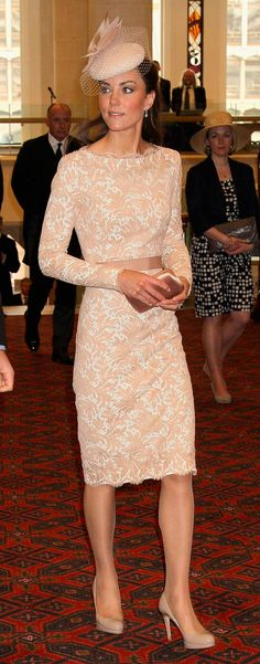 Kate Middleton McQueen