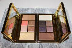 Tom Ford Shade & Illuminate Face & Eye Palette Review & Swatches Tom Ford Beauty, Eye Palette, Swatch, Make Up, Shades, Eyes, Face, Beautiful, Makeup