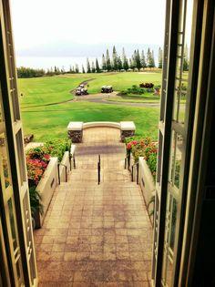 Kapalua Golf course #maui #2012 #caballerovaycay