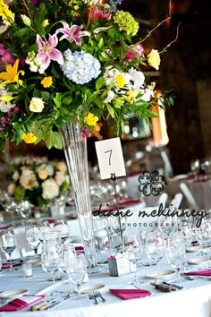 Photo by Diane McKinney Photography.  The Pavilions at the Angus Barn.