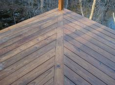 deck design option
