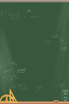 Cartoon wind teachers day blackboard ruler Poster Background Design, Powerpoint Background Design, Theme Background, Creative Background, Cartoon Background, Blackboard Learn, Blackboard Chalk, Chalkboard Pictures, Teacher Cartoon