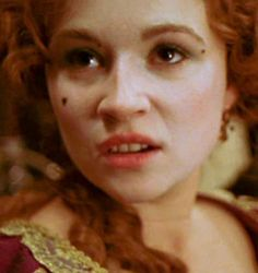 Nell Gwynn in 'Charles II: The Power and the Passion