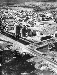 1945 Avda. General Peron, suburbio de cuatro caminos- la Ventilla.