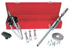 Williams 87020 7-1/2 Ton Puller Set by Snap-on Industrial Brand JH Williams