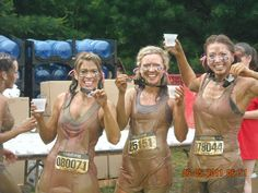 This weekend I did a little race called the Warrior Dash. We made it a small girls weekend which made the experience even sweeter! Endurance Training, Race Training, Obstacle Course Races, Mud Run, Christian Wife, Christian Encouragement, Girls Weekend, Workouts, Strength
