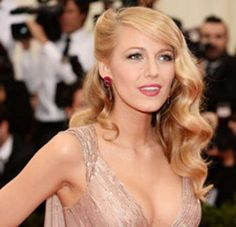 Blake Lively's Makeup Artist Shares Her Red Carpet Beauty Secrets