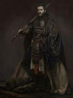 Fighter noble greatsword