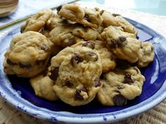 The Inn on Mill Creek Innblog: Recipe: Chewy Chocolate Chip Cookies